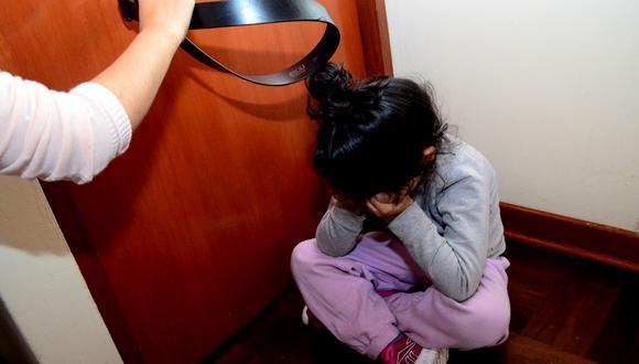 La norma detalla lo que implica el castigo físico y humillante. (Foto: Andina)