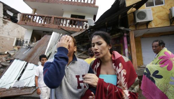 Terremoto en Ecuador: Las réplicas ya suman más de 1.600