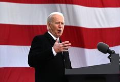 EN VIVO: Joe Biden juró como nuevo presidente de Estados Unidos: sigue EN DIRECTO la toma de posesión desde Washington