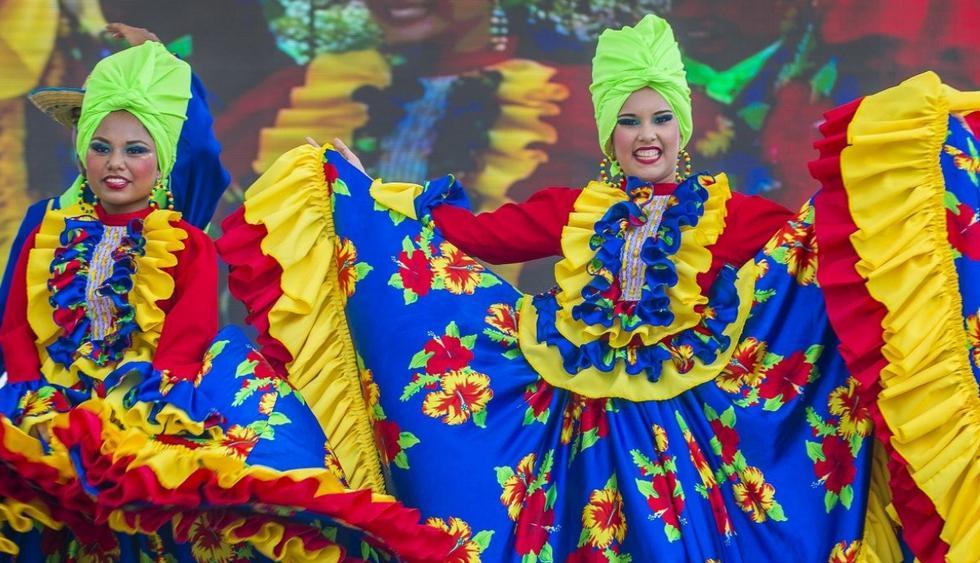 Los carnavales se festejan en varios países. (Foto: Difusión)