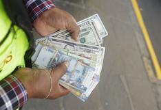 Dólar en Perú: Tipo de cambio cerró al alza en medio de caída de la divisa y datos de China