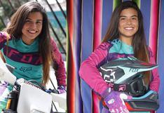 La única mujer de cien participantes: la peruana que estará en la competencia extrema de motos Inka Hard Enduro