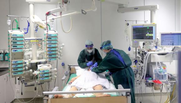 Coronavirus en Alemania | Últimas noticias | Último minuto: reporte de infectados y muertos hoy, viernes 23 octubre del 2020 | Covid-19 | (Foto: EFE/EPA/FRIEDEMANN VOGEL).