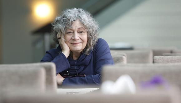 Autora de ensayos, la antropóloga y feminista argentina participó en la FIL Lima en mesas sobre género, violencia, racismo y colonialidad. (Foto: El Comercio)