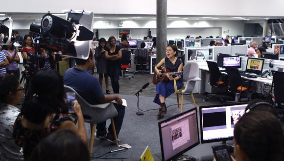 De Natalia Lafourcade a Mar de Copas: mira aquí las 30 increíbles versiones grabadas en vivo en El Comercio.
