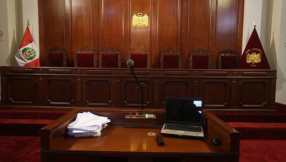 Se frustró elección de candidatos al Tribunal Constitucional