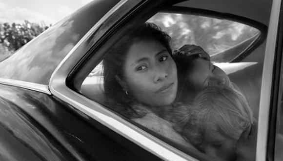 """La historia de """"Roma"""" está inspirada en la historia de Liboria Rodríguez, la nana de Cuarón, interpretada por Yalitza Aparicio, que lo cuido desde que tenía 9 meses de nacido. (Foto: Netflix)"""