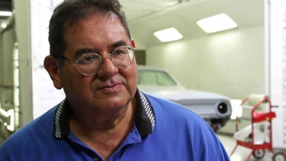 El hijo de Gilbert Anchondo es una de las 22 personas que murieron en el tiroteo de El Paso. (Foto: BBC Mundo).