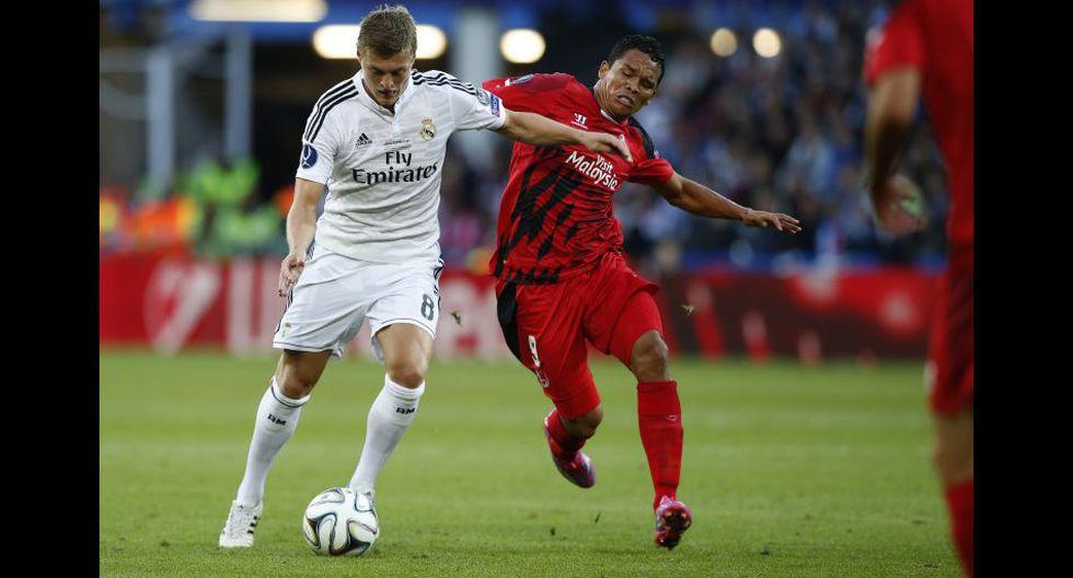 Real Madrid vs. Sevilla: las mejores imágenes del partido - 10