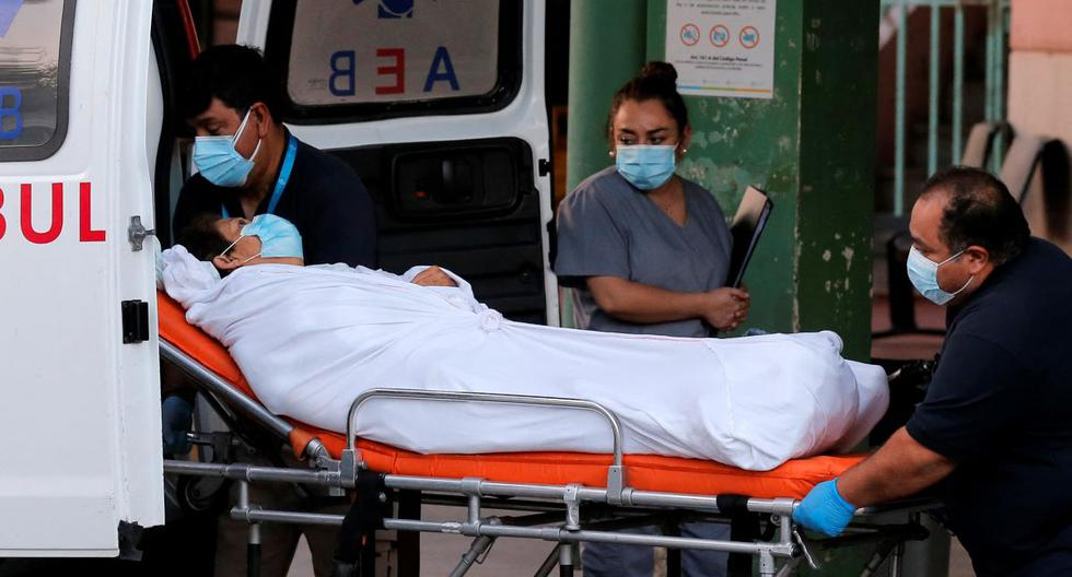 Chile registers 8,867 new cases of coronavirus, the second highest number in the entire pandemic