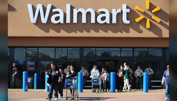 Existen más de 4.700 tiendas de Walmart en Estados Unidos. (Foto: AFP)