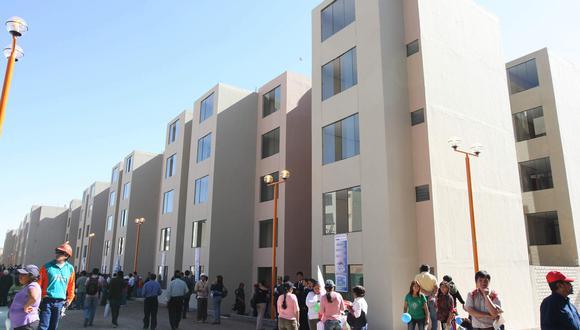 En 2018 se vendieron 15,000 viviendas en Lima, indicó Scotiabank. (Foto: GEC)