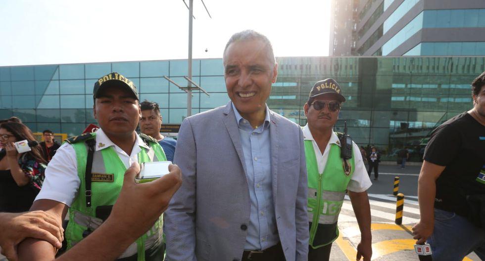 Alexis Mendoza arribó a nuestra capital para dirigir a Sporting Cristal para la temporada 2019. | Foto: Violeta Ayasta/GEC