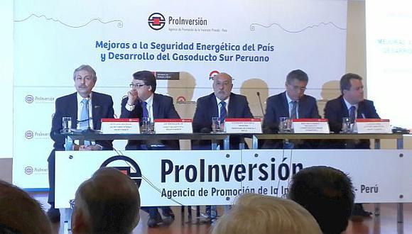 Odebrecht y Enagás ganaron la licitación del Gasoducto del Sur