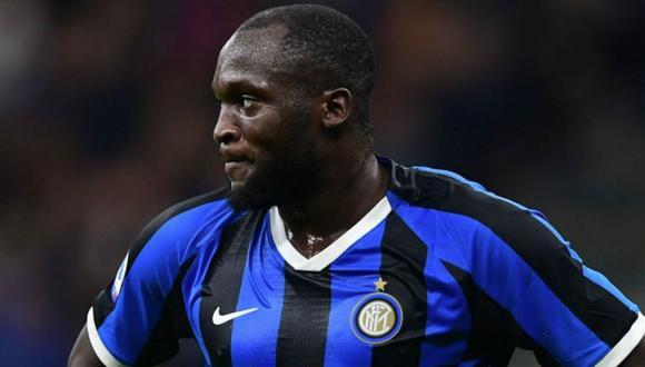 Romelu Lukaku llegó al Inter de Milán en el pasado mercado de fichaje, proveniente del Manchester United inglés. (Foto: Agencias)