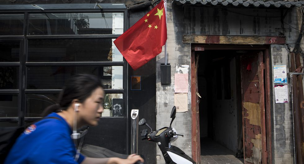 Las cifras constatan que China, pese a seguir creciendo a un nivel todavía alto, está inmersa en un proceso decreciente por los efectos de la guerra comercial con Estados Unidos. (Foto: Giulia Marchi/Bloomberg)