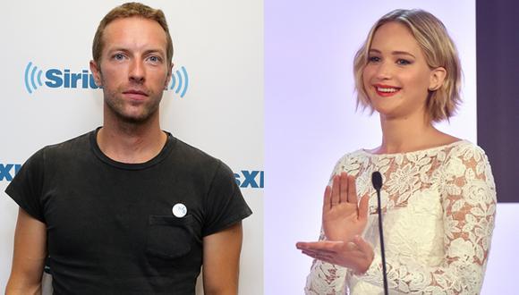 Jennifer Lawrence terminó con Chris Martin