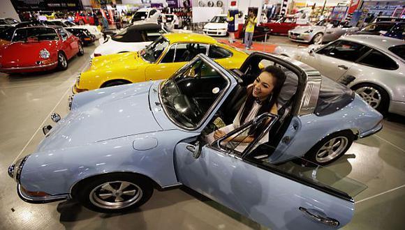Ventas de Porsche en Perú crecieron 20% durante el 2013