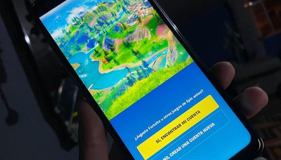 De esta manera podrás jugar Fortnite en un celular no compatible. (Foto: MAG)