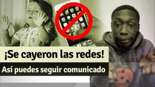 Whatsapp Y Facebook se cayeron : ¿Qué hacer para continuar comunicado?