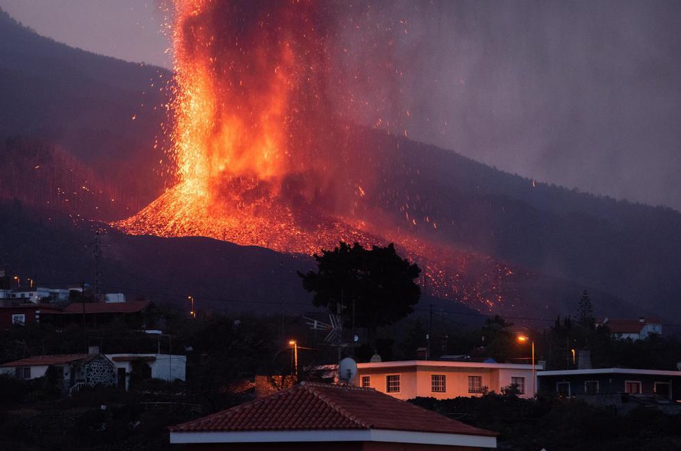 Volcán en La Palma, EN DIRECTO hoy jueves 23 de septiembre de 2021:  erupción, terremotos, masiva evacuación y última hora | Cumbre Vieja |  España | Islas Canarias | MUNDO | EL COMERCIO PERÚ