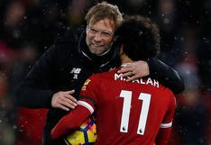 Salah supera el coronavirus y Liverpool anuncia su regreso para el partido contra el Atalanta