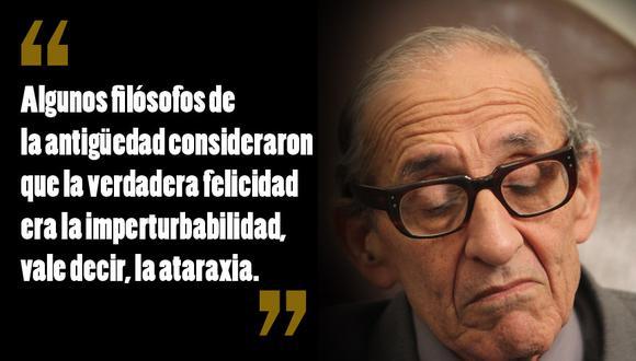 """""""El ojo de Lima"""" es la columna que semanalmente publica Marco Aurelio Denegri en """"El Comercio""""."""