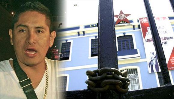 Gerald Oropeza: Partido Aprista recién pidió su desafiliación