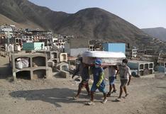 Dos de cada 10 peruanos muertos por el COVID-19 eran de Lima norte y Lima este