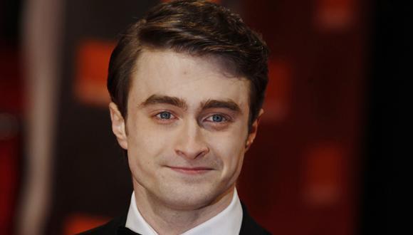 Daniel Radcliffe quiere ser Robin en nueva cinta de Batman