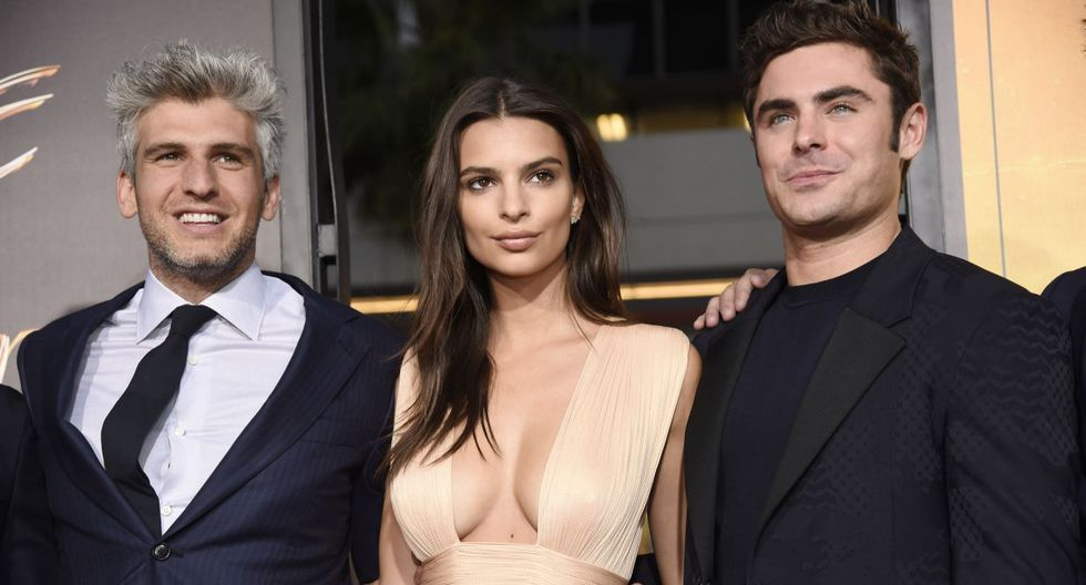 "Emily Ratajkowski, la sexy actriz de ""We Are Your Friends"" - 2"