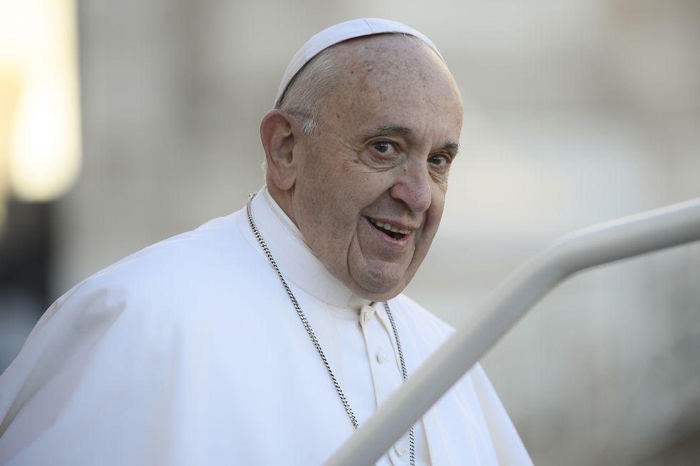 Jorge Mario Bergoglio fue elegido como papa el 13 de marzo de 2013.(AFP)