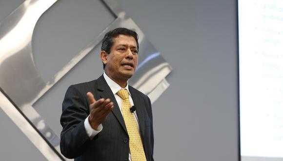 Jorge Mogrovejo, superintendente adjunto de la SBS, advirtió que los montos de reprogramaciones están disminuyendo. (Foto: GEC)