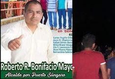 Huánuco: asesinan a balazos a excandidato a la alcaldía y a su esposa en la puerta de su casa