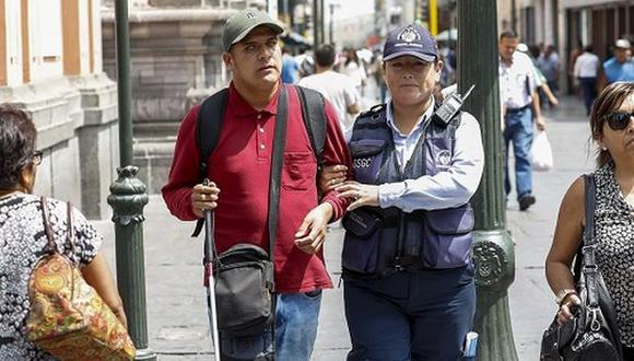 Se tiene previsto que aquellas personas que sean víctimas de discriminación puedan efectuar su denuncia de manera personal o por terceras personas. (Municipalidad de Lima)