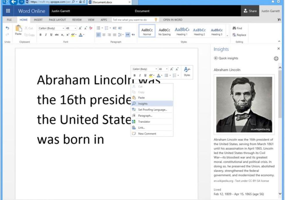 Microsoft: estas son las 8 novedades que trae Office 2016 - 6