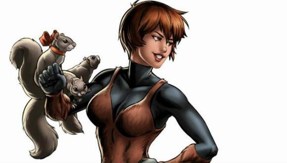 """Marvel: nueva serie """"New Warriors"""" contará con """"Squirrel Girl"""""""