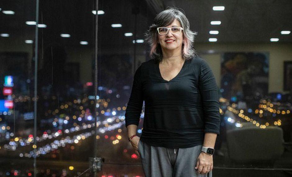 La ministra de Cultura Ulla Holmquist Pachas asumió el cargo el pasado 11 de marzo. (Foto archivo El Comercio)