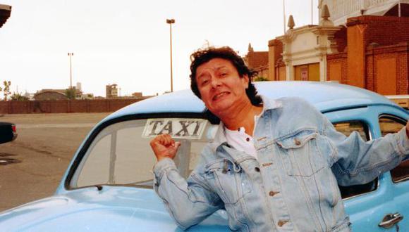"""Adolfo Chuiman encarnó a Raúl Ramírez en """"Taxista ra ra"""" (1998). (Foto: El Comercio / archivo histórico)"""