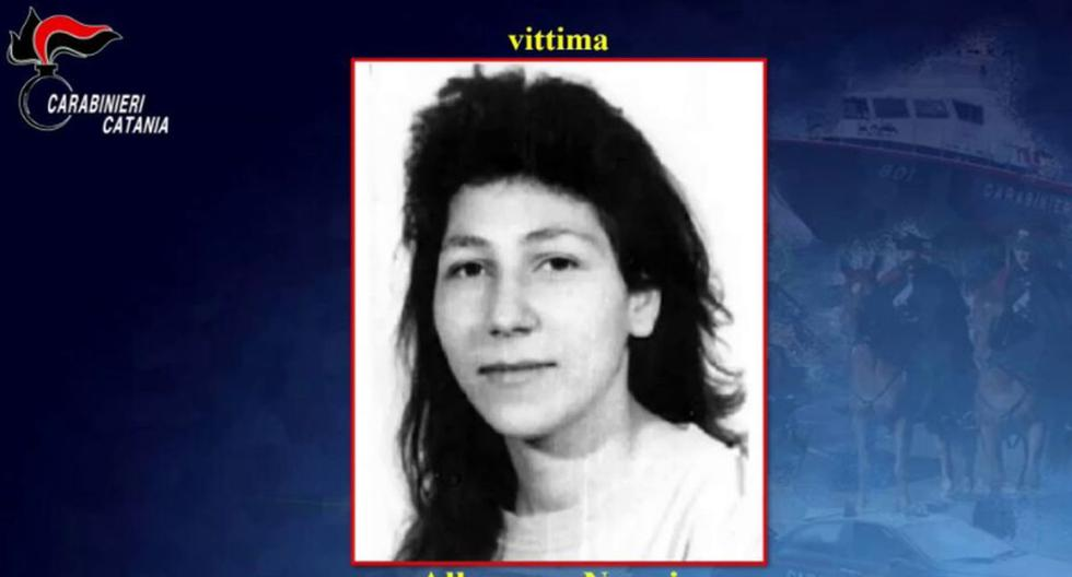 They arrest a member of Cosa Nostra who killed his own sister because
