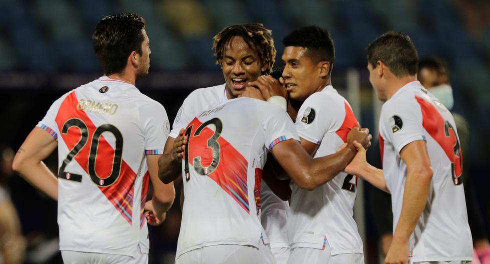 Raziel García, de Cienciano, es el último jugador en debutar con la Blanquirroja. (Foto: EFE)