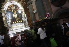 Señor de los Milagros: imagen no saldrá en procesión por segundo año consecutivo, pero fieles podrán visitarla en Las Nazarenas