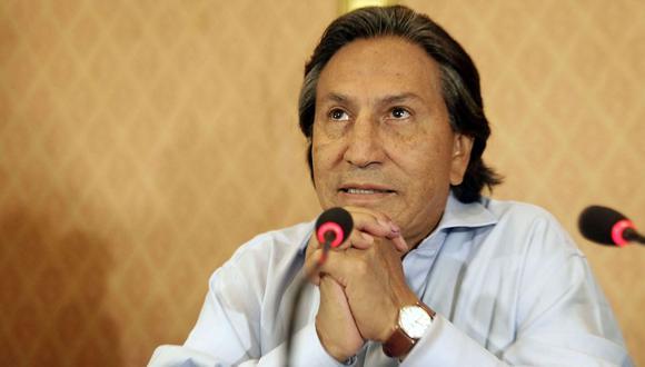 Alejandro Toledo afrontará en libertad bajo fianza el proceso su extradición al Perú. El juez determinó que quedarse en prisión encarnaría un riesgo muy grande de enfermarse de COVID-19.   (Foto: Andina)
