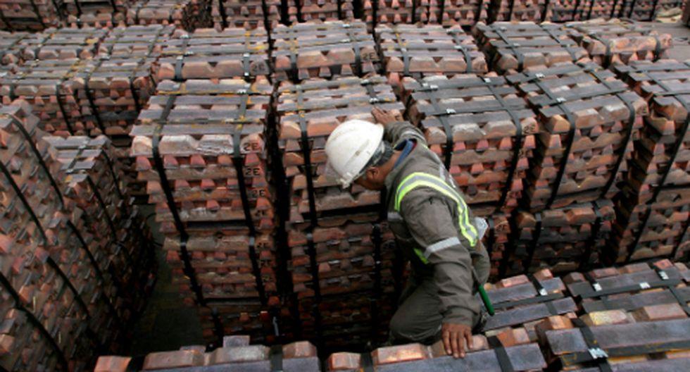 El cobre abrió al alza el viernes. (Foto: Reuters)