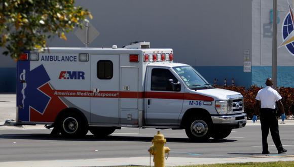En Miami hay varios hospitales, muchos se han quedado sin posibilidades de atender la demanda ante el COVID-19. (Foto: Reuters)