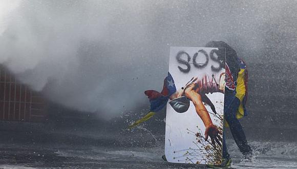 Maduro allana oficinas de ONG que lanzó campaña SOS Venezuela