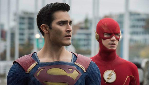 """""""Crisis on Infinite Earths"""" es un evento de cinco partes con personajes de múltiples series del canal The CW. Foto: Difusión."""