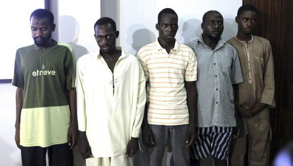 Nigeria: Policía detiene a 5 miembros del Boko Haram
