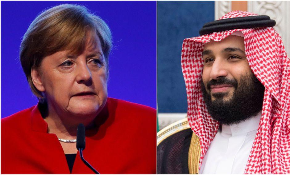 Alemania suspenderá ventas de armas a Arabia Saudita por Caso Khashoggi (Foto: Reuters/AFP)