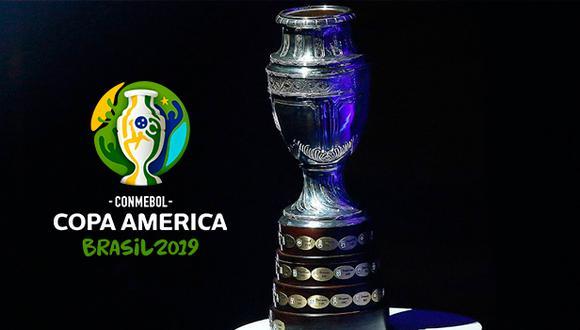 La Copa América 2019 se disputará a partir del próximo 14 de junio. (Foto: EFE)